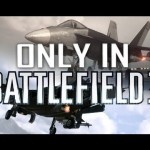 A Whole New Level. BF3 Jet stunt montage