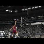 Big Play in NBA 2K13.