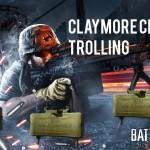 Claymore Chopper Troll BF3.
