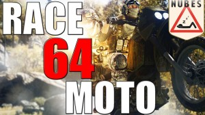 Rad Motorcycle & Helicopter Death Race In Battlefield