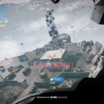 Epic joyride in hijacked scout helicopter BF3
