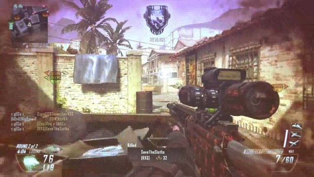 Fun sniping edit. BO2.