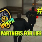Husky Police Officers of GTA IV.