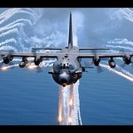 The AC-130 Hunter! BF3 Armored Kill