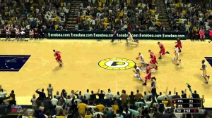 Worst minute of basketball. NBA 2K13.