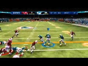 Unorthodox Tackling Technique In Madden