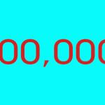 Reaching 100k Visits.