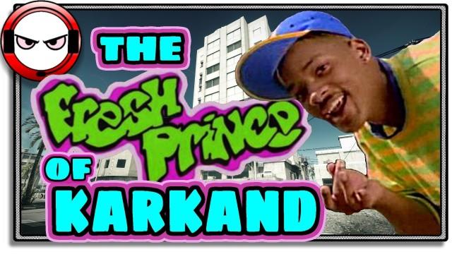The Fresh Prince of Karkand. BF3
