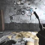 Battlefield 4 Graffiti artist.