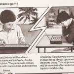 Old book predicted Online Gaming.