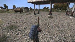 Gas Station Russian Roulette. DayZ.