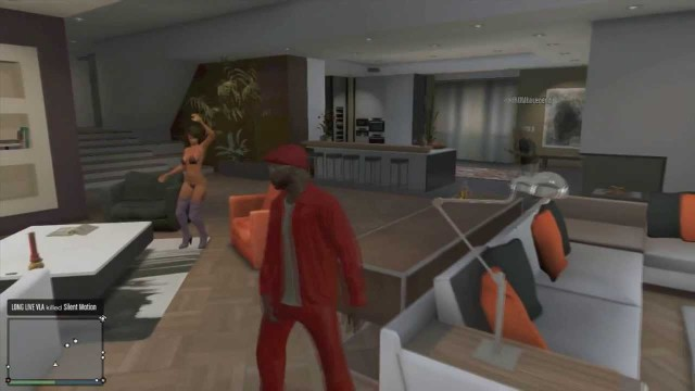 How To Throw A Christmas Party In GTA Online