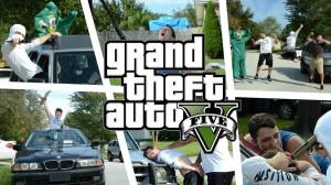 GTA V in real life.