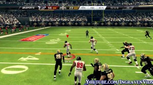 Super Fast 300 Pound Lineman In Madden 25.