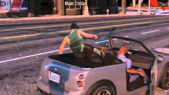 This Is What Happens When You Trust Someone In GTA Online