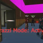 Accidentally became a paparazzi in DarkRP. Got kicked!