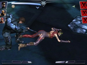 Injustice Turns Freaky
