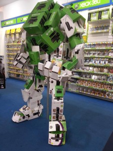 Best Titanfall Display Ever?