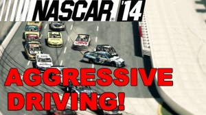 Pissing Off Nascar 14 Players