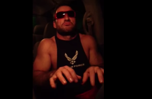 24th Day Of Cringe-Mas: Muscle Man Lips Syncs And Bounces His Boobs For Way Too Long