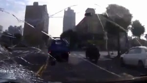 GTA V driving in real life