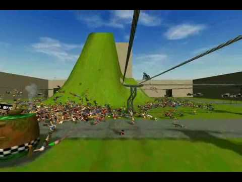 Disaster Compilation Roller Coaster Tycoon