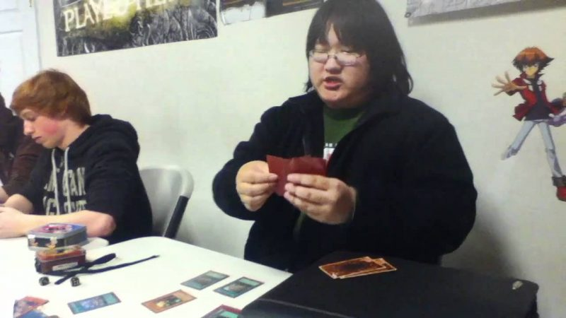 Epic Yugioh Player