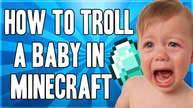 How to Troll a Baby Ep. 7.