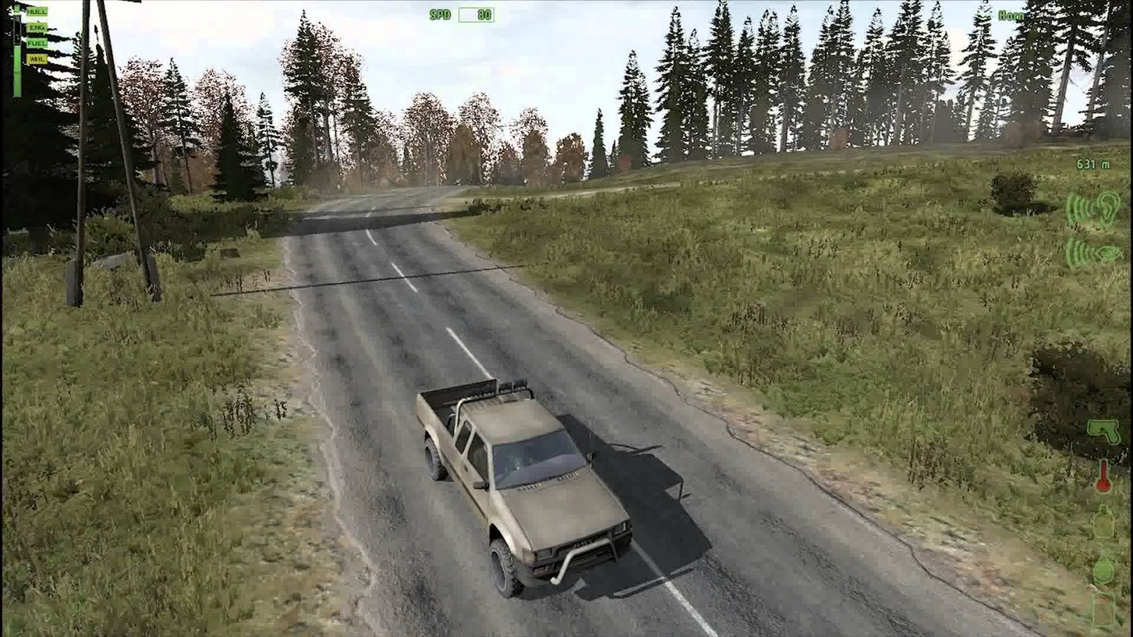 Kidnapping a Camper. DayZ
