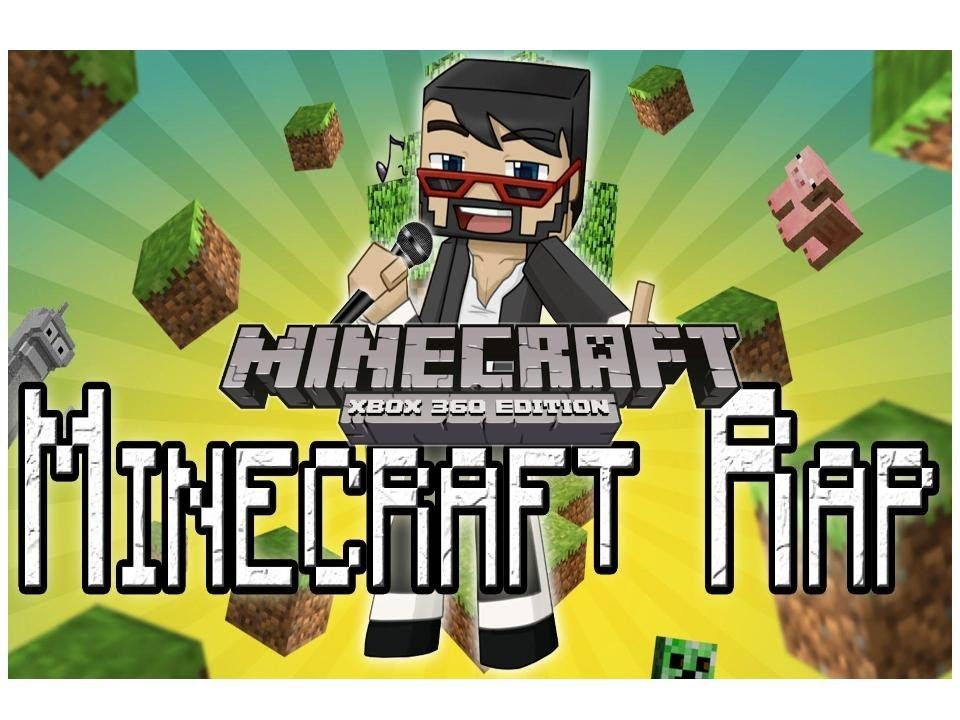 Minecraft Rap Battle.
