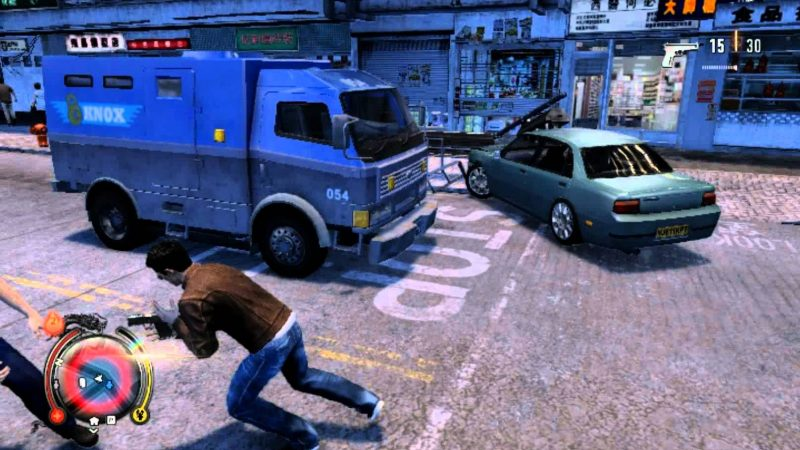 Owning the Cops in Sleeping Dogs