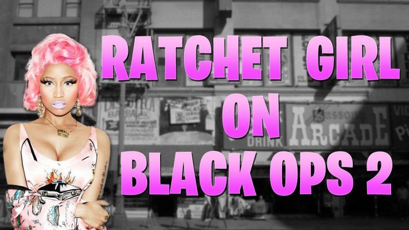 Ratchet Rage. BO2 trolling.
