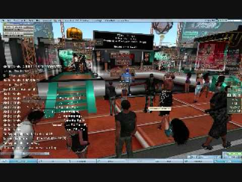 Second Life Rap Battle Gets Real