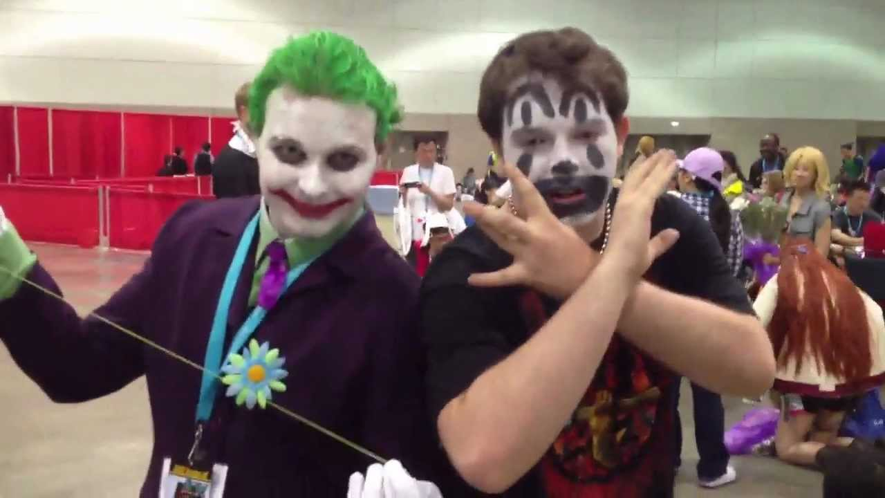The Joker Meets A Juggalo For an Awkward Moment