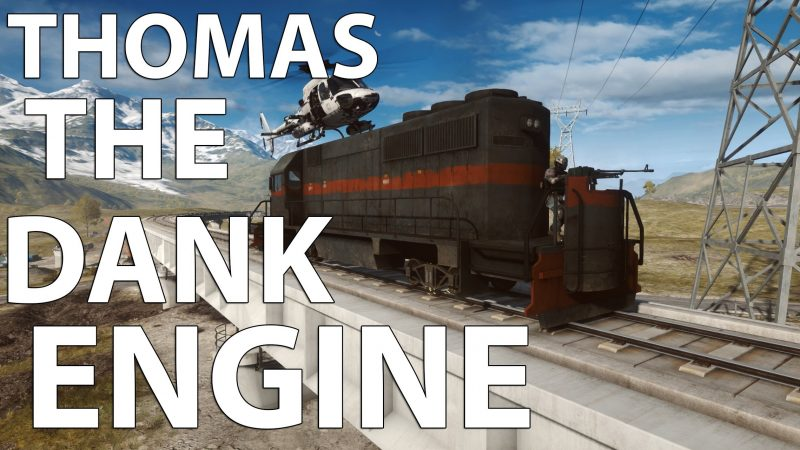 Battlefield's Little Engine That Could