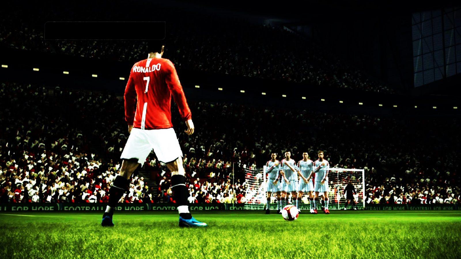 Evolution Of FIFA Free Kicks (1998-2015)