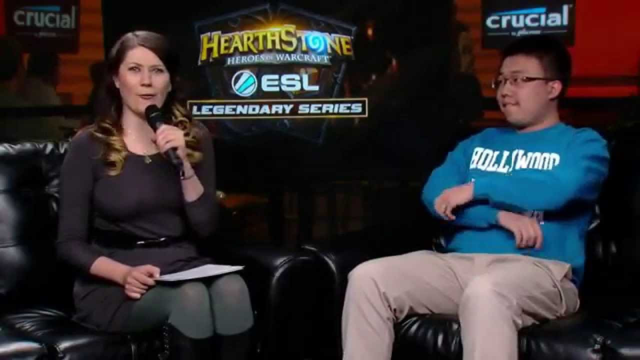 Awkward E-Sports Interview